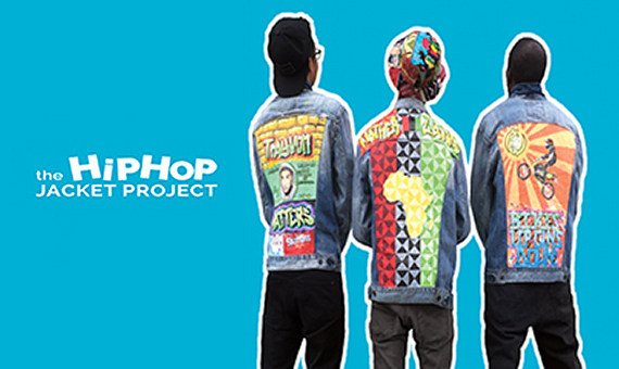 The Hip Hop Jacket Project